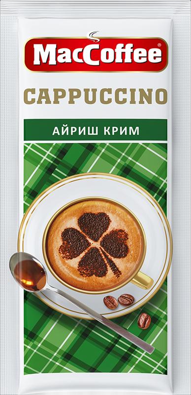 MacCoffee Cappuccino Irish Cream