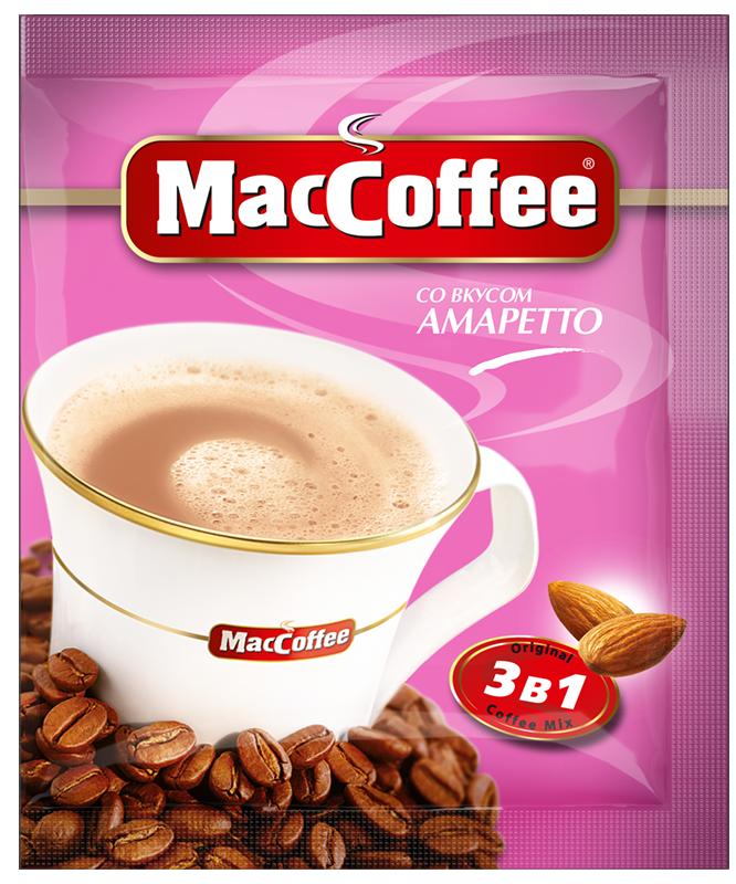 MacCoffee 3 в 1 Амаретто