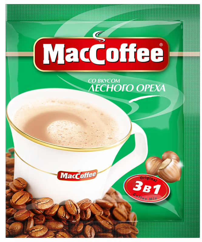 MacCoffee Hazelnut