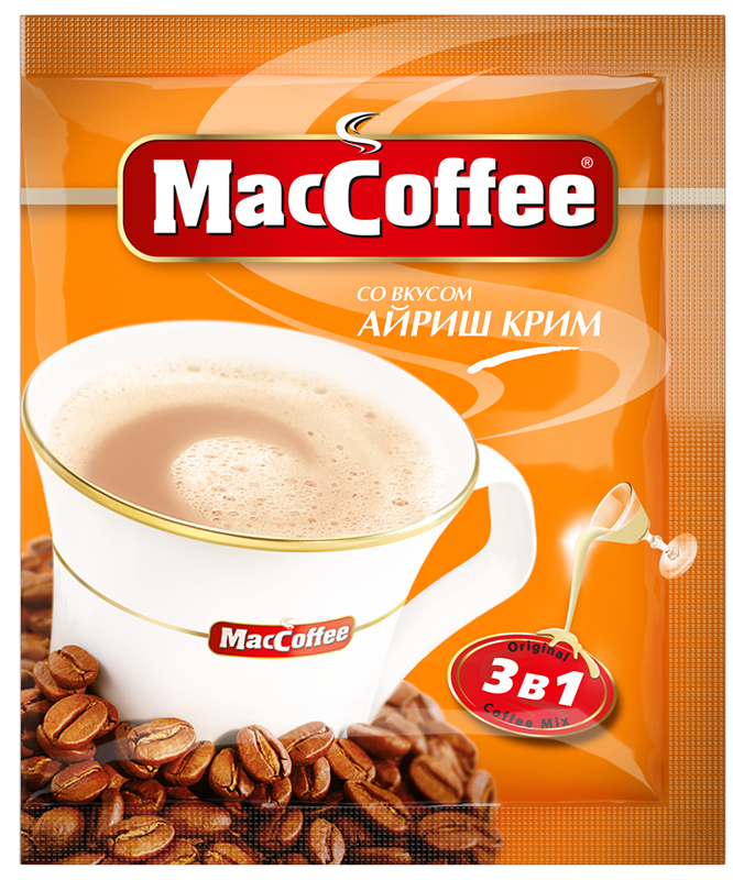 MacCoffee 3 в 1 Айриш Крим