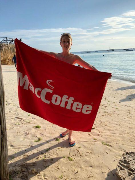 MacCoffee и «Пятница» подарили победительницам конкурса путешествия мечты