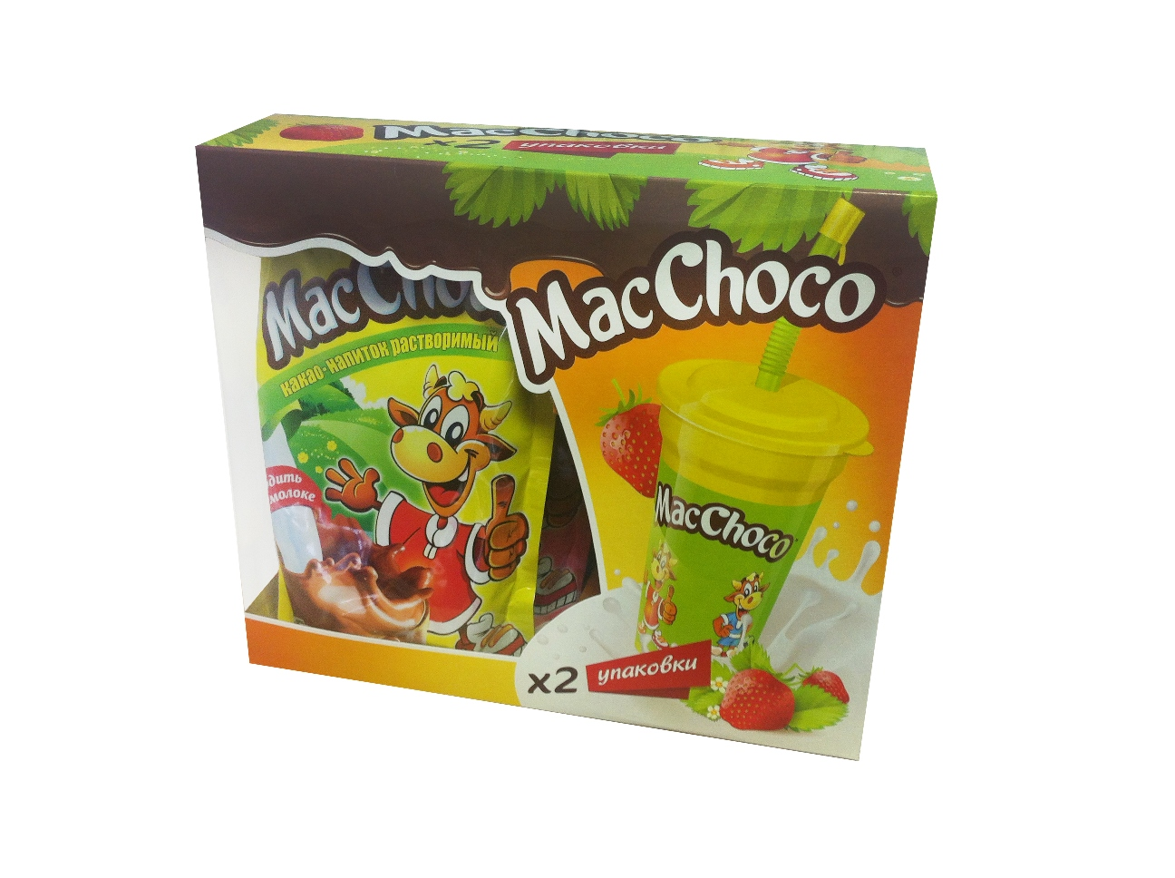 MacChoco promotion