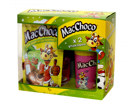 Осеннее предложение на MacChoco