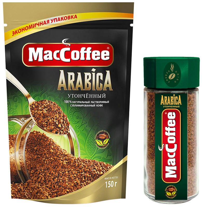 MacCoffee Arabica