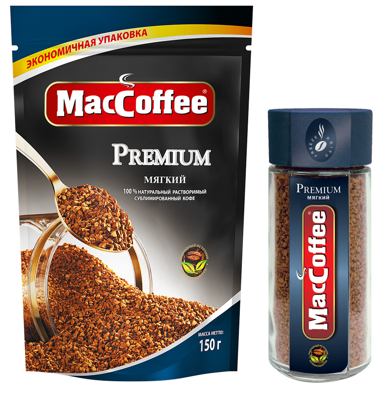 MacCoffee® Premium