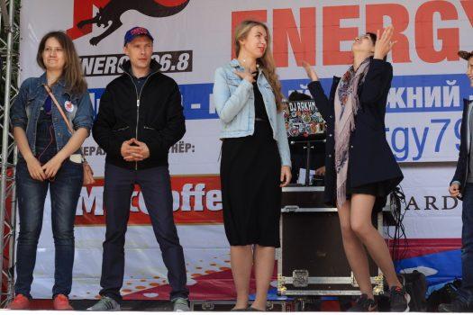 Энергичный день города для Нижнего и Новосибирска