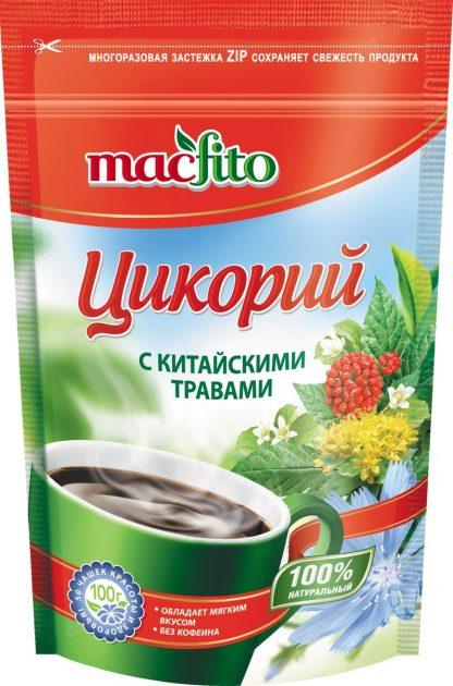 MacFito Цикорий c китайскими травами