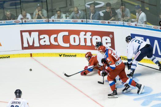 Еврохоккей 2018 с MacCoffee