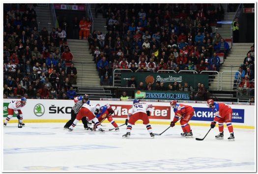 MacCoffee за горячий и энергичный хоккей!
