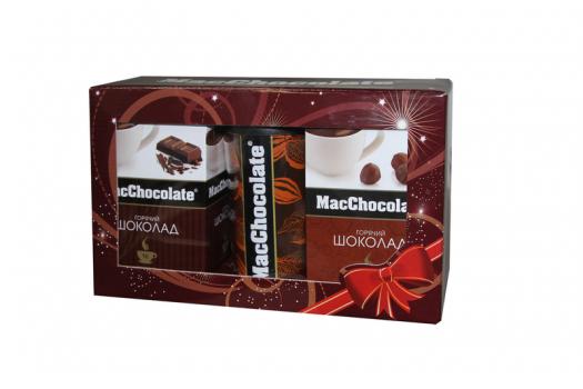 MacChocolate c термокружкой