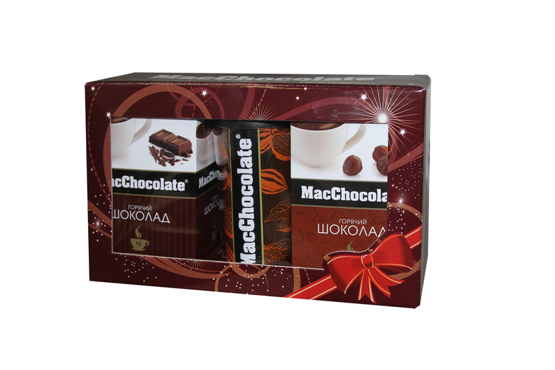 MacChocolate with thermomug