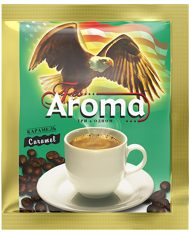 FesAroma™ 3 в 1 Caramel