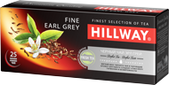 Black tea «Hillway® Fine Earl Grey»