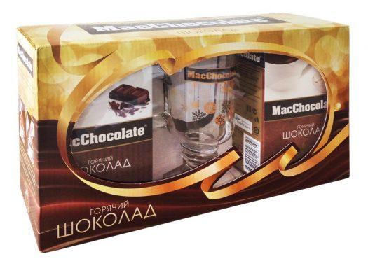 MacChocolate предлагает окунуться в атмосферу Нового года