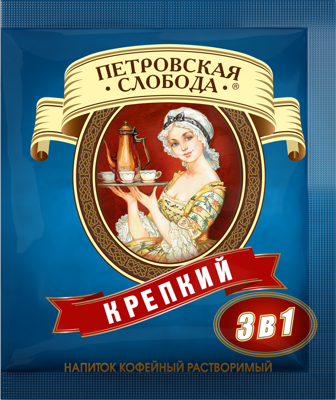 """Petrovskaya Sloboda"" 3 in 1 Strong"