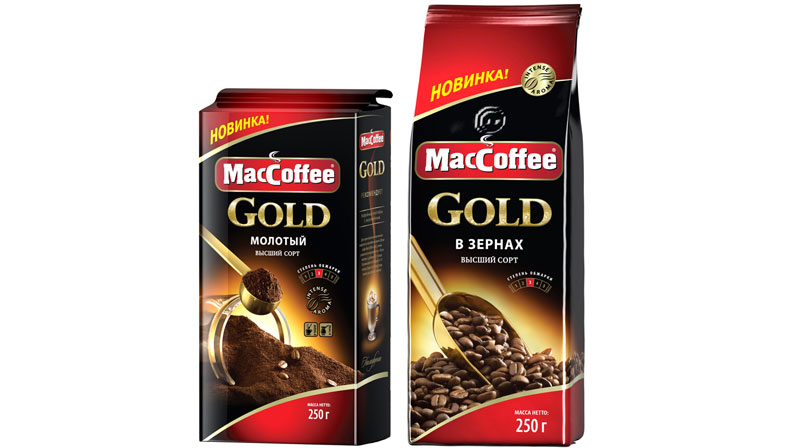 Gold Standard for Coffee Lovers