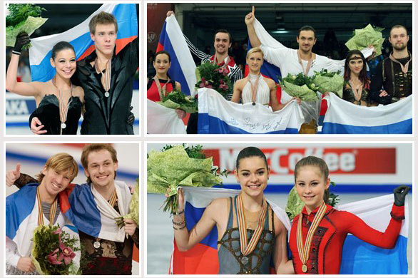 Hot results: Budapest 2014