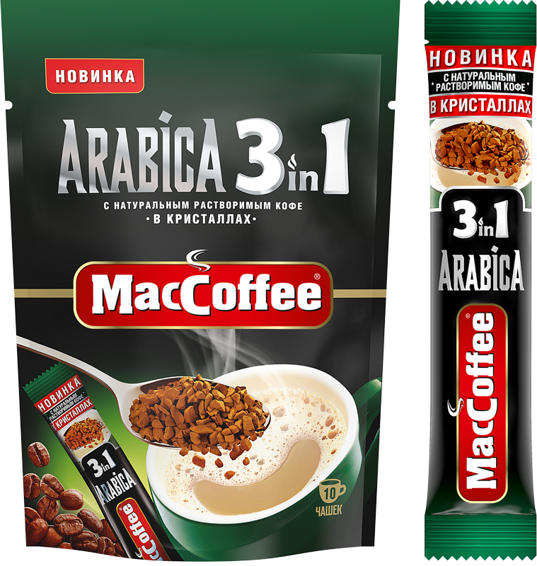 MacCoffee Arabica 3 in 1