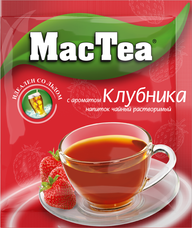 MacTea® Strawberry