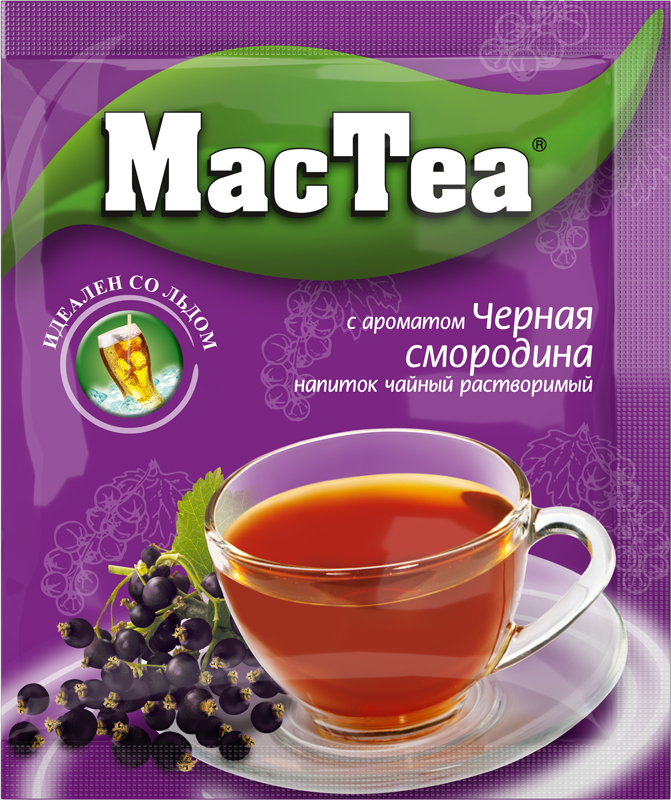 MacTea® Blackcurrant