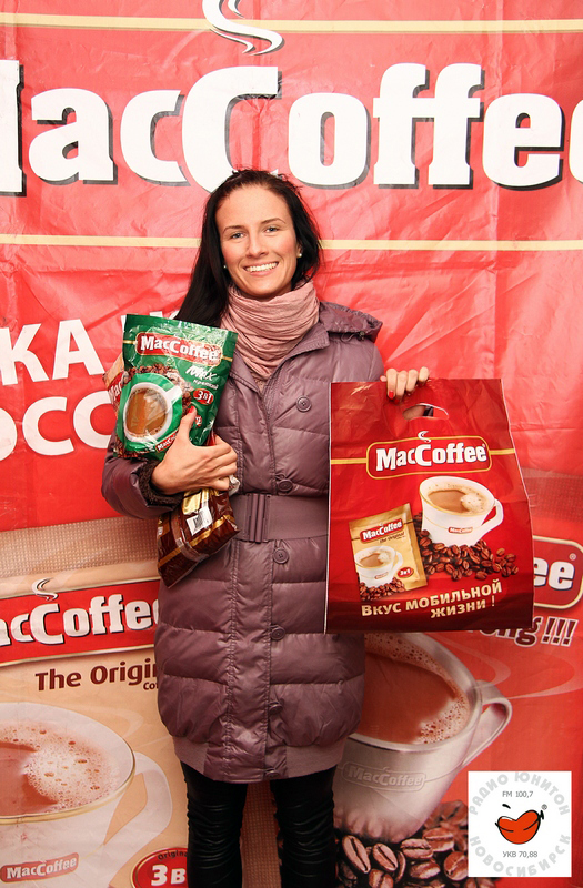 Great New Year in Novosibirsk with MacCoffee