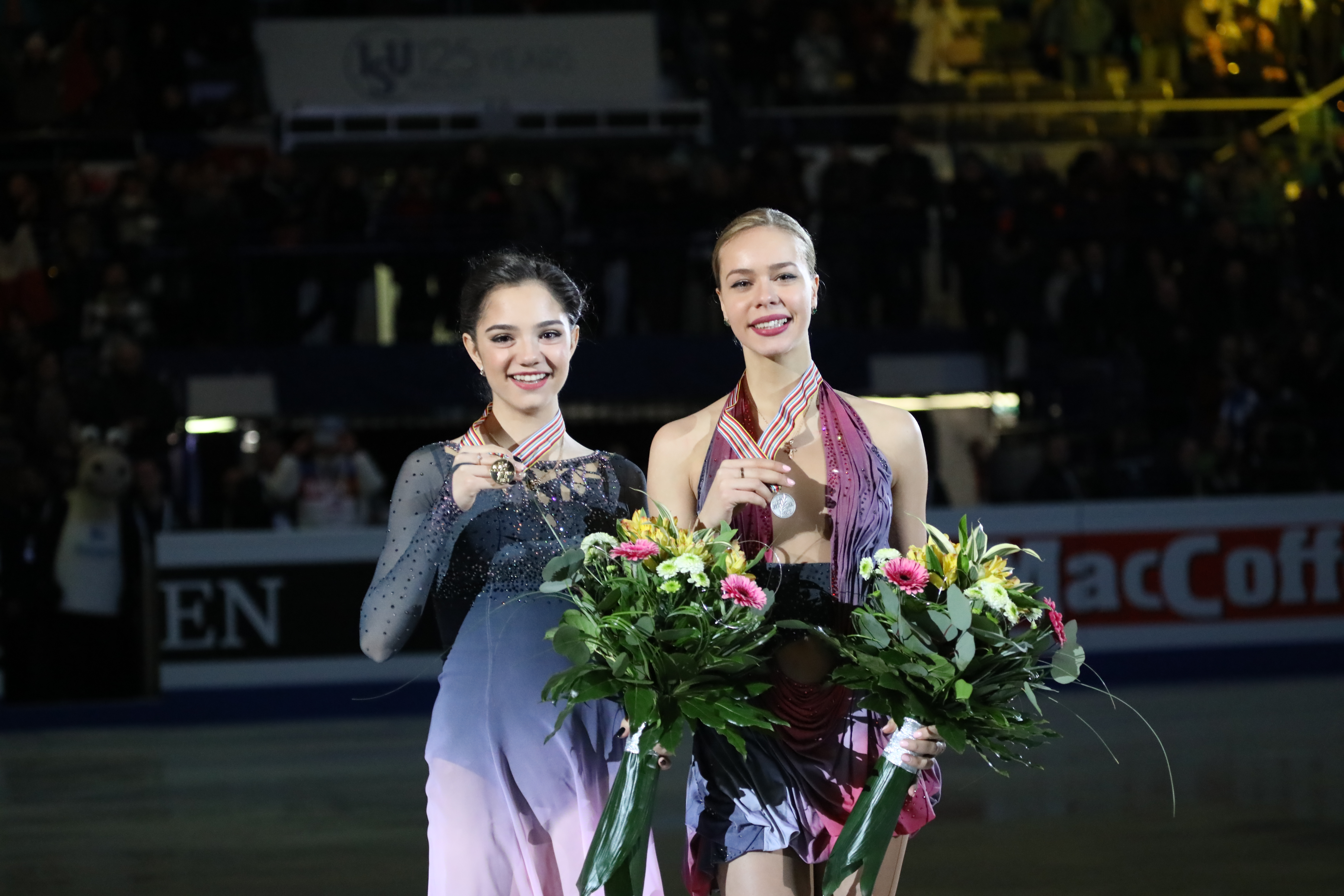 MacCoffee is the Official Sponsor of  European Figure Skating Championships 2017