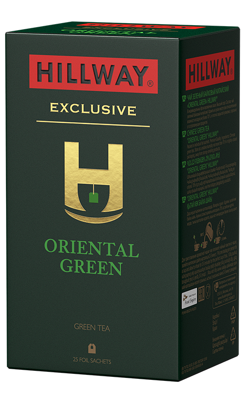 Green tea «Hillway® Oriental Green»