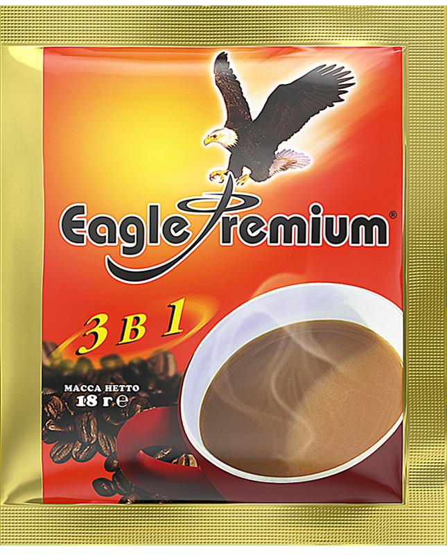 Eagle Premium™ 3 в 1