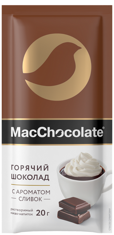 MacChocolate® Сливочный