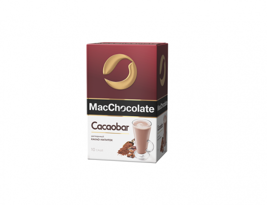 Anticipated re-branding and an amazing new product from MacChocolate!